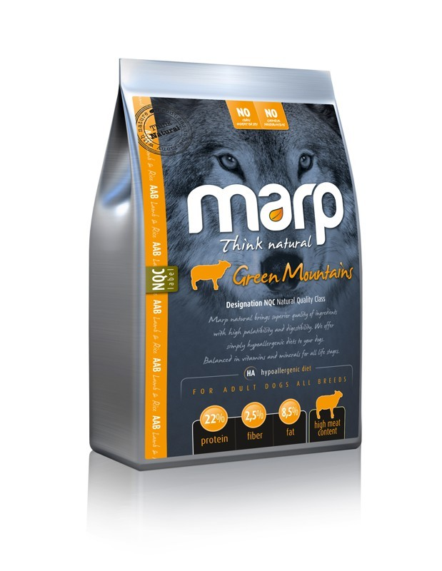marp Natural Green Mountains 12 kg