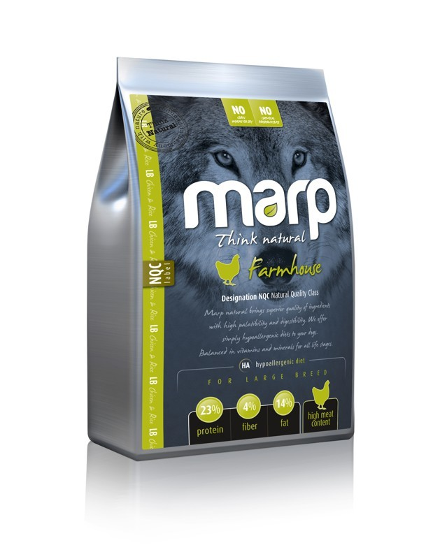 marp Natural Farmhouse Large Breed 12 kg