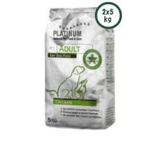 Platinum Natural Adult Chicken 10 kg