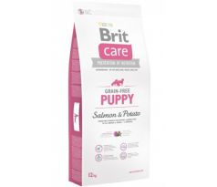 BRIT Care Dog GF Puppy Salmon Potato 3kg
