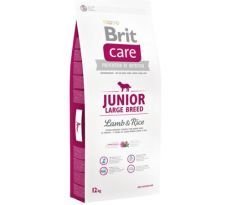 BRIT Care Dog Junior L Lamb Rice 12kg