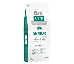 BRIT Care Dog Senior Lamb Rice 1kg