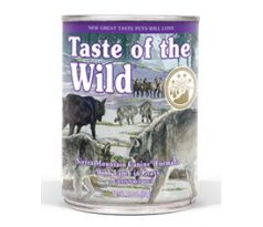 Taste of the Wild Sierra Mountain Canine 375 g