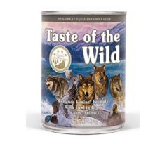 Taste of the Wild Wetlands Canine 375 g