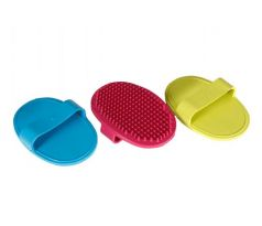 Karlie Rubber Brush Oval