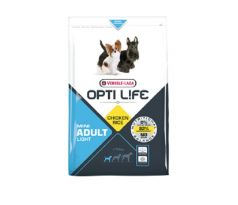 Versele Laga OptiLife Adult Light Mini kura ryža 7,5kg