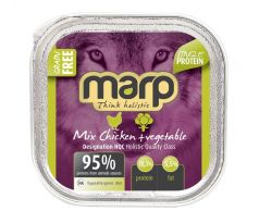 marp Mix Chicken + vegetable vanička 100 g