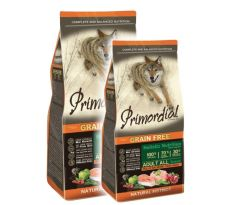 Primordial GF Adult Chicken Salmon 2x12kg
