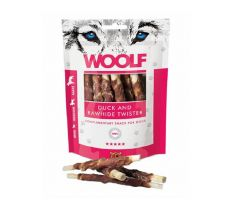 Woolf Dog Duck and Rawhide Twister 100 g