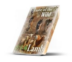 Taste of the Wild Lamb Chicken Dog Tray 390 g