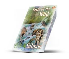Taste of the Wild Salmon Herring Dog Tray 390 g