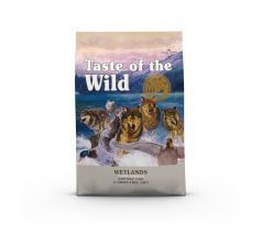 Taste of the Wild Wetlands Wild Fowl 5,6 kg