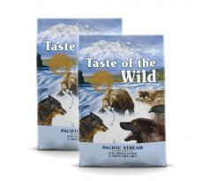 Taste of the Wild Pacific Stream Canine 2x12,2 kg