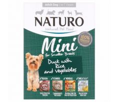 Naturo Adult Duck Rice Vegetables 150g