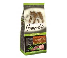 Primordial CAT Adult Duck and Turkey 2 kg